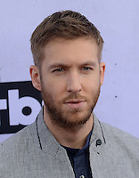 Calvin Harris @ the 2016 iHeart Radio Music awards held @ the Forum.<br /> April 3, 2016