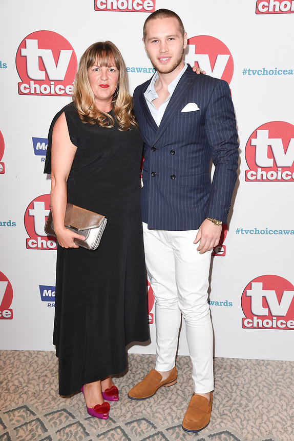 arriving for the TV Choice Awards 2017 at The Dorchester Hotel, London. <br /> <br /> <br /> ©Ash Knotek  D3303  04/09/2017