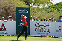 Martin Kaymer (GER) on the 3rd during Round 2 of the Oman Open 2020 at the Al Mouj Golf Club, Muscat, Oman . 28/02/2020<br /> Picture: Golffile | Thos Caffrey<br /> <br /> <br /> All photo usage must carry mandatory copyright credit (© Golffile | Thos Caffrey)