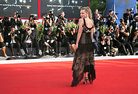 Amanda Seyfried attends the premiere of 'First Reformed' the 74th Venice Film Festival at Palazzo del Cinema in Venice, Italy, on 31 August 2017. Photo: Hubert Boesl <br /> <br /> <br /> - NO&nbsp;WIRE&nbsp;SERVICE&nbsp;- Photo: Hubert Boesl/dpa /MediaPunch ***FOR USA ONLY***