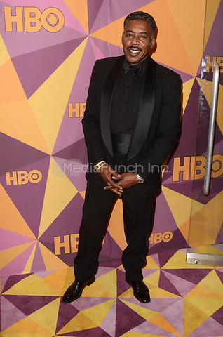 BEVERLY HILLS, CA - JANUARY 7: Ernie Hudson at the HBO Golden Globes After Party, Beverly Hilton, Beverly Hills, California on January 7, 2018. Credit: <br /> David Edwards/MediaPunch