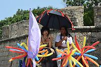 Caravana del orgullo de las lesbianas, gays, bisexuales y transexuales (LGBT), en la ciudad de Santo Domingo, partiendo desde el Malec&oacute;n, frente al Puerto San Souci, recorriendo la Zona Colonial, Gazcue, Villa Juana, Sim&oacute;n Bol&iacute;var, Villa Mar&iacute;a, Los Mina, Ensanche Ozama, San Carlos, y culminando con un concierto en la Plaza de las Atarazanas.<br /> Fotos: Carmen Su&aacute;rez/acento.com.do<br /> Fecha: 05/07/2015