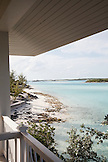 EXUMA, Bahamas. A villa at the Fowl Cay Resort.