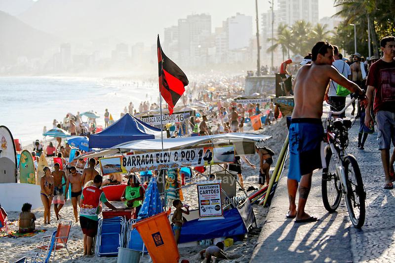 Ipanema, Rio de Janeiro, Brazil.