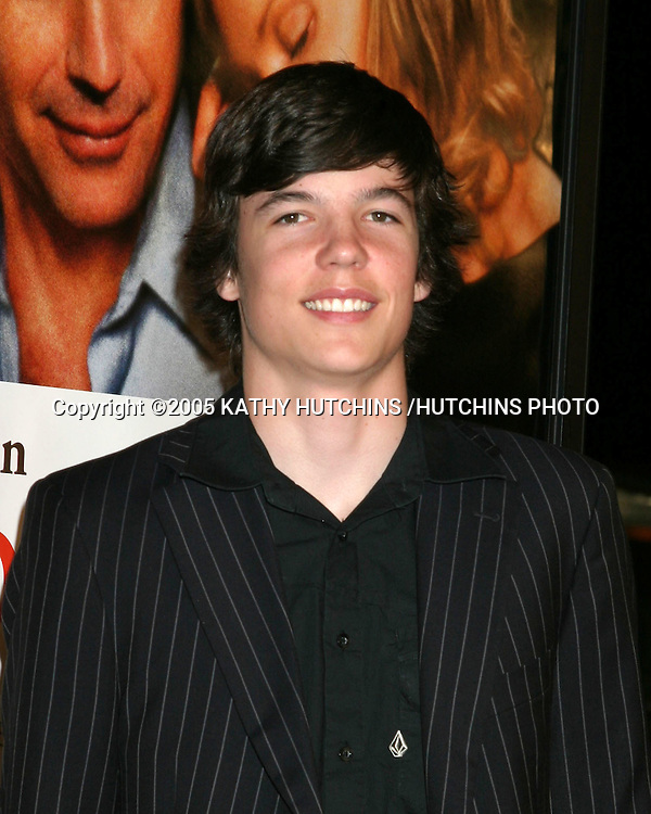 "DANE CHRISTENSEN.""THE UPSIDE OF ANGER"" SCREENING.MANN NATIONAL THEATER.WESTWOOD, CA.MARCH 3, 2005.©2005 KATHY HUTCHINS /HUTCHINS PHOTO..."
