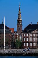 Vor Frelsers Kirke, Kopenhagen -  Christianshavn, Dänemark