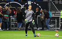 Torwart Manuel Neuer (Deutschland Germany) - 06.09.2019: Deutschland vs. Niederlande, Volksparkstadion Hamburg, EM-Qualifikation DISCLAIMER: DFB regulations prohibit any use of photographs as image sequences and/or quasi-video.