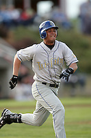 July 8 2009: Leonardo Reyes of the Tri City Dust Devils during game against the Salem-Kaizer Volcanoes at Volcano  Stadium in Kaizer,OR.  Photo by Larry Goren/Four Seam Images