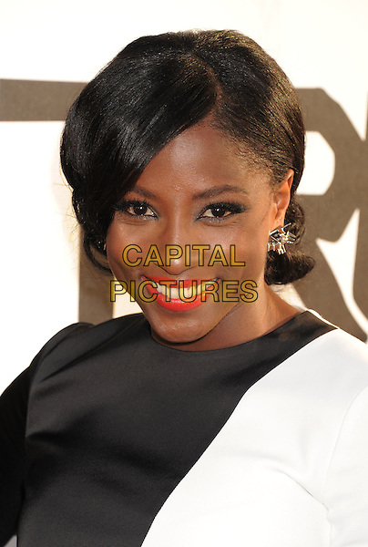 "Rutina Wesley.HBO's ""True Blood"" Season 5 Premiere, Hollywood, California, USA..May 30th, 2012.headshot portrait black white monochrome red lipstick.CAP/ROT/TM.©Tony Michaels/Roth Stock/Capital Pictures"