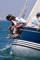 ESP7737  .CARPANTXO  .JESUS PINTOS AGER  .C.N.MALPICA  .X-37 .II Campeonato del Mundo de Vela IMS670 - Agosto 2006 - Real Club Náutico de El Puerto de Santa María