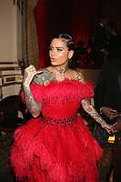 NEW YORK, NY - SEPTEMBER 6, 2019 Kehlani attends  Harper's Bazaar ICONS at The Plaza Hotel on September 06, 2019 in New York City. <br /> CAP/MPI/WG<br /> ©WG/MPI/Capital Pictures
