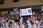 FINALE: Posters galore at the Kerry Rose Selaction on Friday night in Ballyroe Heights Hotel,Tralee.