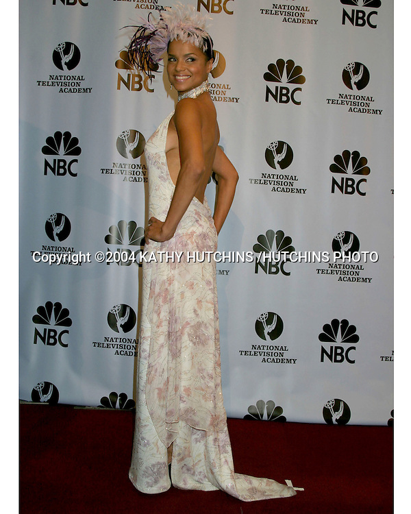 ©2004 KATHY HUTCHINS /HUTCHINS PHOTO.DAYTIME EMMYS.NEW YORK CITY, NY.MAY 21, 2004..VICTORIA ROWELL