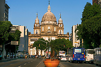Igreja da Candelaria na Avenida Presidente Vargas, Rio de Janeiro. 2019. Foto de Juca Martins