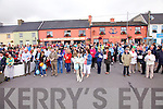 Up to 400 people gathered at Portmagee on Friday evening last for The Celebration of Light to promote the accessibility of Recovery Haven Cancer Support House in Tralee to the people of Kerry.