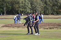 Gavin Green (MAS) on the 14th fairway during Round 2 of the Sky Sports British Masters at Walton Heath Golf Club in Tadworth, Surrey, England on Friday 12th Oct 2018.<br /> Picture:  Thos Caffrey | Golffile<br /> <br /> All photo usage must carry mandatory copyright credit (&copy; Golffile | Thos Caffrey)