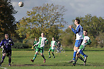16/10/2010 - Millhouse Vs Old Barkabbeyans - Senior Division - Romford and District Football League