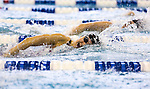 19 MAR 2016: Hannah Moore of North Carolina State competes in the 1650 Yard Freestyle final during the Division I Women's Swimming & Diving Championship held at the Georgia Tech Aquatic Center in Atlanta, GA. David Welker/NCAA Photos