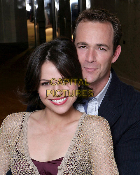 LANA PARRILLA & LUKE PERRY.in Windfall.*Editorial Use Only*.www.capitalpictures.com.sales@capitalpictures.com.Supplied by Capital Pictures.