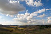 Italien, Latium, Landschaft in der Tuscia Romana - noerdliches Latium | Italy, Lazio, landscape at Tuscia Romana - northern Lazio