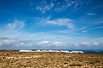 Caleta de Caballo village, Lanzarote, Canary islands, Spain