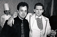 Jerry Lee Lewis, Billy Joel 1977<br /> Photo By John Barrett-PHOTOlink.net / MediaPunch