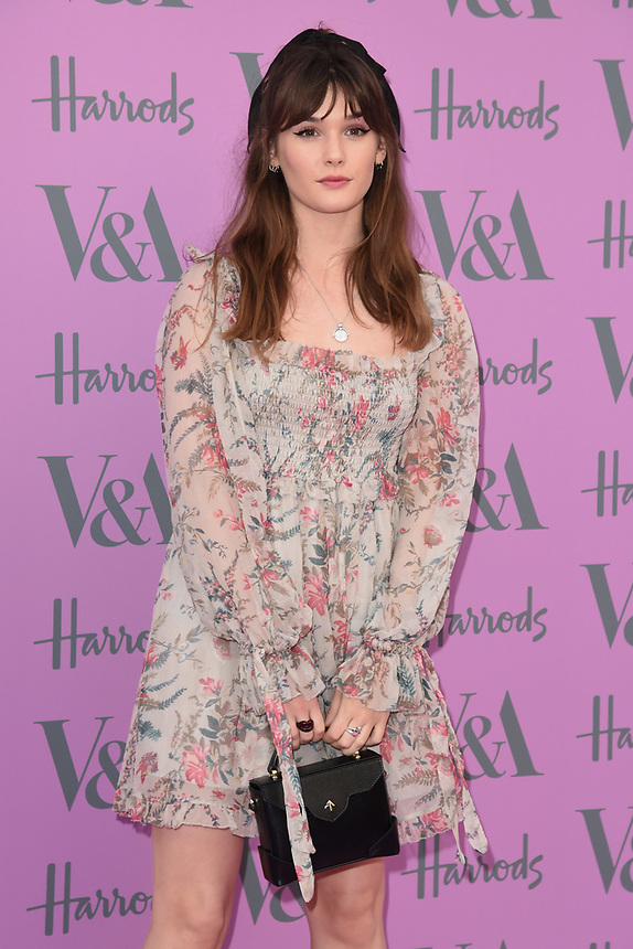 Sai Bennett<br /> arriving for the V&A Summer Party 2018, London<br /> <br /> ©Ash Knotek  D3410  20/06/2018