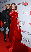 NEW YORK, NY February 08, 2018:Jeremy Scott, Kathy Ireland attend  American Heart Association's® Go Red For Women® Red Dress Collection® 2018 at Hammerstein Ballroom in New York. February 08, 2018. Credit:RW/MediaPunch