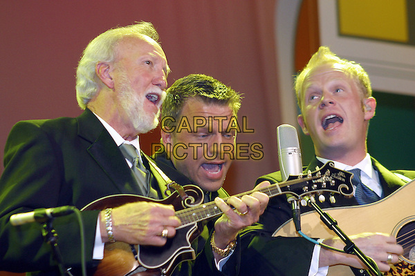 October 27, 2005 - International Bluegrass Music Association (IBMA) Awards - Ryman Auditorium, Nashville, Tennessee - Doyle Lawson & Quicksilver perform on the awards show..Photo Credit: Randi Radcliff/AdMedia