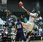 Tulane vs. Navy (Men's BBall 2012)