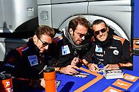 #26 G DRIVE RACING (RUS) ORECA 07 GIBSON LMP2 ROMAN RUSINOV (RUS) ANDREA PIZZITOLA (FRA) JEAN ERIC VERGNE (FRA)