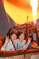 20160117 17 January Hot Air Balloon Cairns