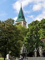 Calvinische Kirche am Nam. SNP 4, Bratislava, Bratislavsky kraj, Slowakei, Europa<br /> Calvinistic Church at Nam. SNP, Bratislava, Bratislavsky kraj, Slovakia, Europe