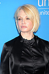BEVERLY HILLS, CA. - December 10: Ellen Barkin attends the UNICEF Ball honoring Jerry Weintraub at The Beverly Wilshire Hotel on December 10, 2009 in Beverly Hills, California.