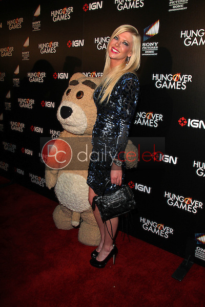 Tara Reid<br />