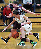 Walled Lake Northern at Waterford Kettering, Girls Varsity Basketball, 2/5/16
