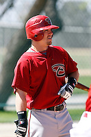 Collin Cowgill - Arizona Diamondbacks - 2009 spring training.Photo by:  Bill Mitchell/Four Seam Images