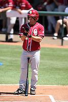 Jamie Johnson - 2008 Oklahoma Sooners.Photo by:  Bill Mitchell/Four Seam Images