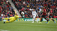 West Ham United's Andriy Yarmolenko goes close in the second half<br /> <br /> Photographer Rob Newell/CameraSport<br /> <br /> The Premier League - Bournemouth v West Ham United - Saturday 28th September 2019 - Vitality Stadium - Bournemouth<br /> <br /> World Copyright © 2019 CameraSport. All rights reserved. 43 Linden Ave. Countesthorpe. Leicester. England. LE8 5PG - Tel: +44 (0) 116 277 4147 - admin@camerasport.com - www.camerasport.com