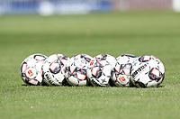 29.09.2018 - Fussball - Saison 2018 2019 - 1. Fussball - Bundesliga - 06. Spieltag: 1. FC N¸rnberg Nuernberg FCN ( Club ) - Fortuna D¸sseldorf F95 - / DaMa - DFL regulations prohibit any use of photographs as image sequences and/or quasi-video Symbolbild Symbolfoto Feature Impression - Fuflball Fuflb‰lle Ball B‰lle auf Rasen *** 29 09 2018 Football Season 2018 2019 1 Football Bundesliga 06 Matchday 1 FC N¸rnberg Nuernberg FCN Club Fortuna Dusseldorf F95 DaMa DFL regulations prohibit any use of images as symbol sequences or video icon image symbolfoto feature Impression football soccer balls ball balls on grass  <br /> Bundesliga<br /> Foto Imago/Insidefoto <br /> ITALY ONLY