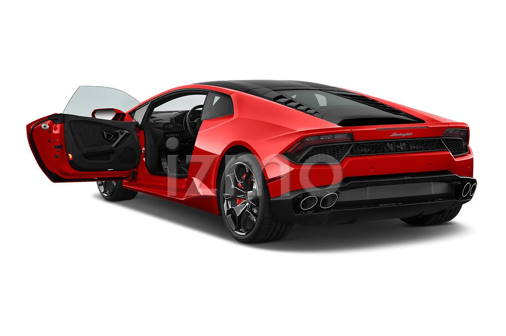 Car images of 2017 Lamborghini Huracan 580 2 Door Coupe Doors