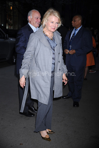 Candice Bergen at the New York Premiere of 'The Conspirator' at The Museum of Modern Art in New York City. April 11, 2011. Credit: Dennis Van Tine/MediaPunch