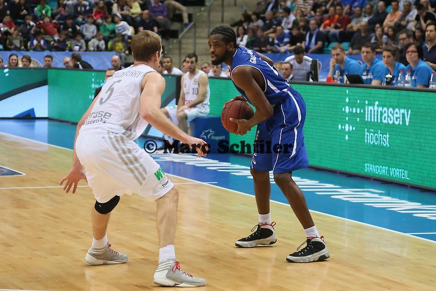 Ramon Galloway (Skyliners) - Fraport Skyliners vs. Brose Baskets Bamberg, Fraport Arena Frankfurt