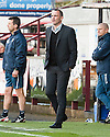 Dunfermline manager John Potter.