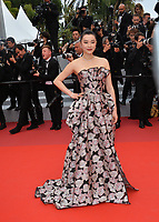 """CANNES, FRANCE. May 24, 2019: Huang Lu  at the gala premiere for """"Sybil"""" at the Festival de Cannes.<br /> Picture: Paul Smith / Featureflash"""
