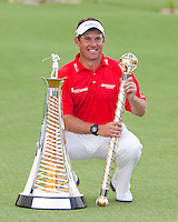 22/11/09 Westwood Wins Dubai