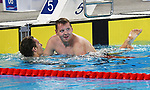 Tyson MacDonald competes in the para swimming at the 2019 ParaPan American Games in Lima, Peru-30aug2019-Photo Scott Grant