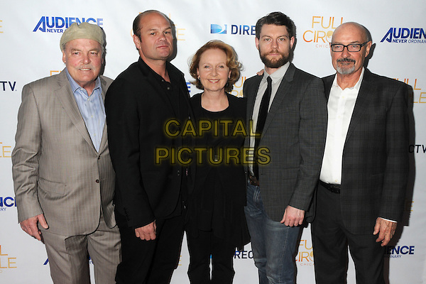 16 March 2015 - West Hollywood, California - Stacy Keach, Chris Bauer, Kate Burton, Patrick Fugit, Terry O&rsquo;Quinn. &quot;Full Circle&quot; Season 2 Premiere held at The London Hotel. <br /> CAP/ADM/BP<br /> &copy;BP/ADM/Capital Pictures