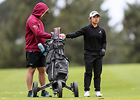Carmin Lim. New Zealand Amateur Golf Championship, Remuera Gold Club, Auckland, New Zealand. Friday 1st November 2019. Photo: Simon Watts/www.bwmedia.co.nz/NZGolf