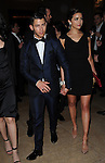 Nick Jonas and Olivia Culpo<br /> <br /> <br /> <br />  leaving The 2014 Golden Globes held at The Beverly Hilton Hotel in Beverly Hills, California on January 12,2014                                                                               &copy; 2014 Hollywood Press Agency
